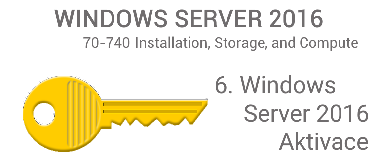 mak activation windows server 2016